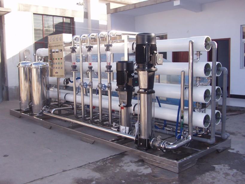 中国航天二院基地水处理项目