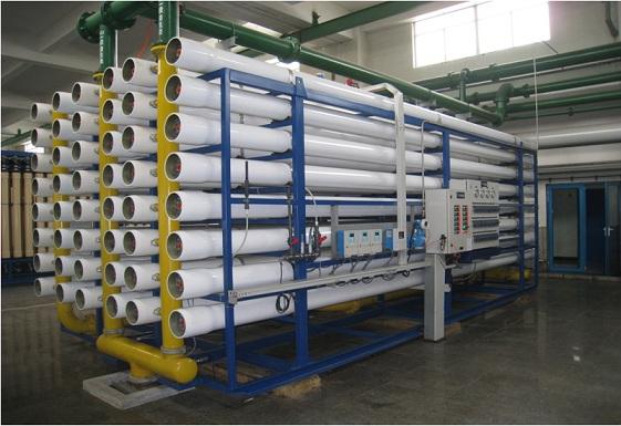 首钢迁安钢铁钢厂总排污水处理设备
