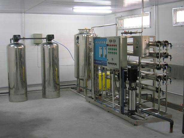 福建惠安县医院纯化水设备