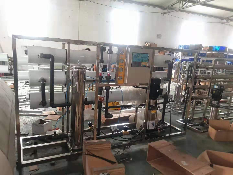 自动一体化纯水设备