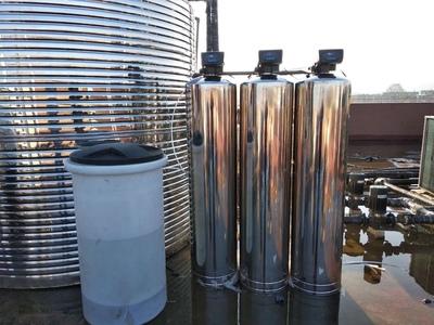 不锈钢软化水设备